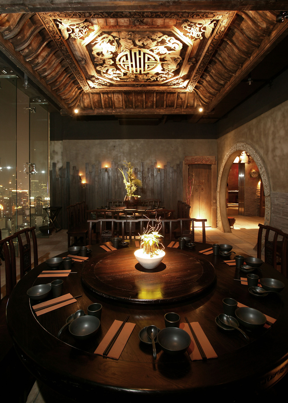 Hutong at the shard set to open next month hospitality for Dining room hong kong