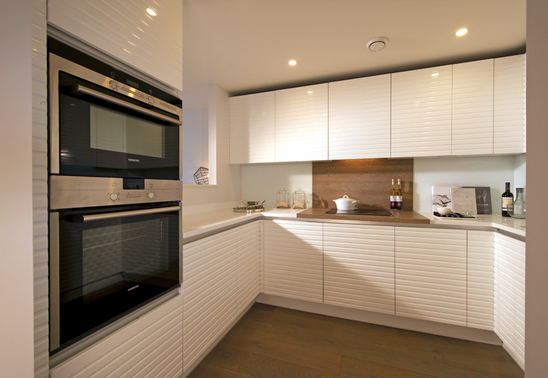 Suna interior design named finalist at national kitchen for Kitchen design london