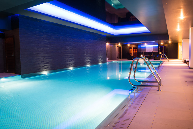 Gleneagles unveils 5m leisure club refurbishment - Hotels in perthshire with swimming pool ...