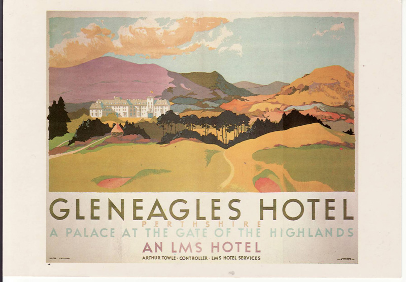 Gleneagles Appeals For Archive Material As It Celebrates