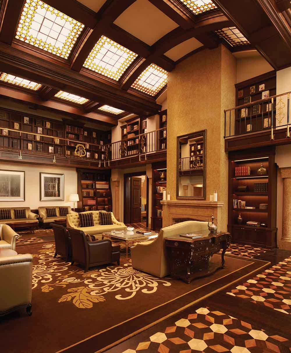 The st regis abu dhabi uae hospitality interiors magazine Home interior design abu dhabi