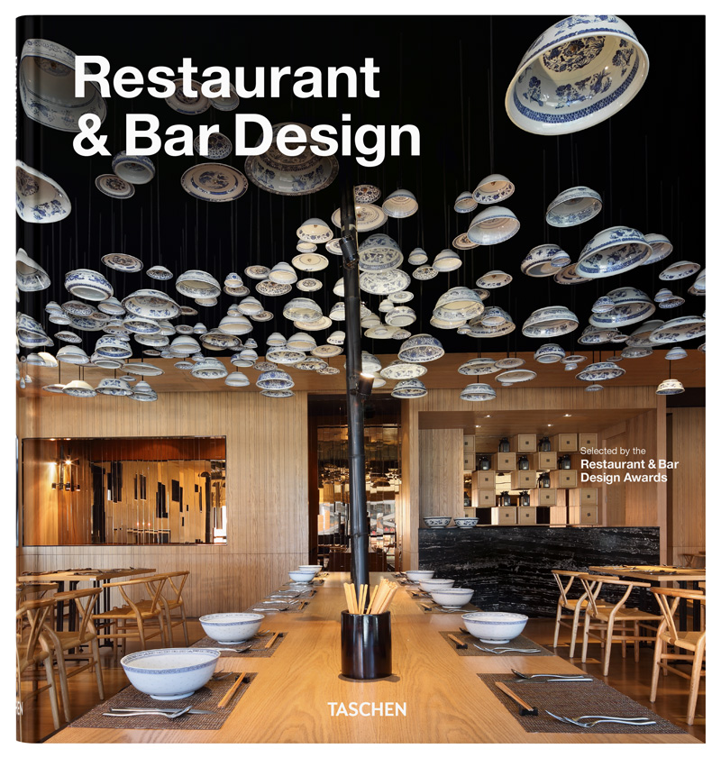 New taschen book highlights the art of hospitality design