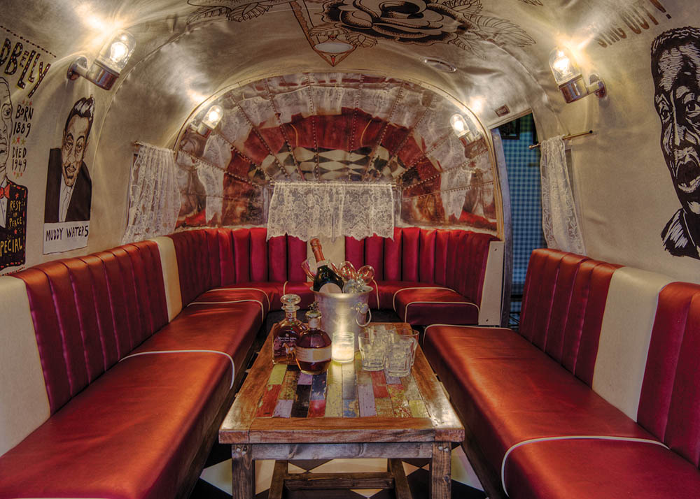 The blues kitchen shoreditch london hospitality for Best private dining rooms central london