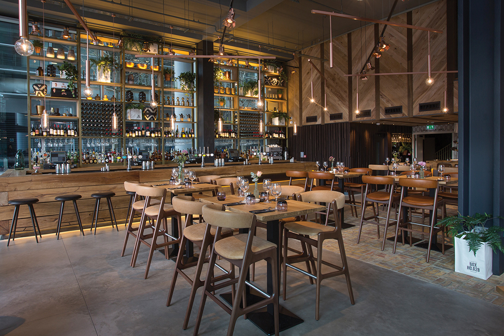 The Refinery London Hospitality Interiors Magazine