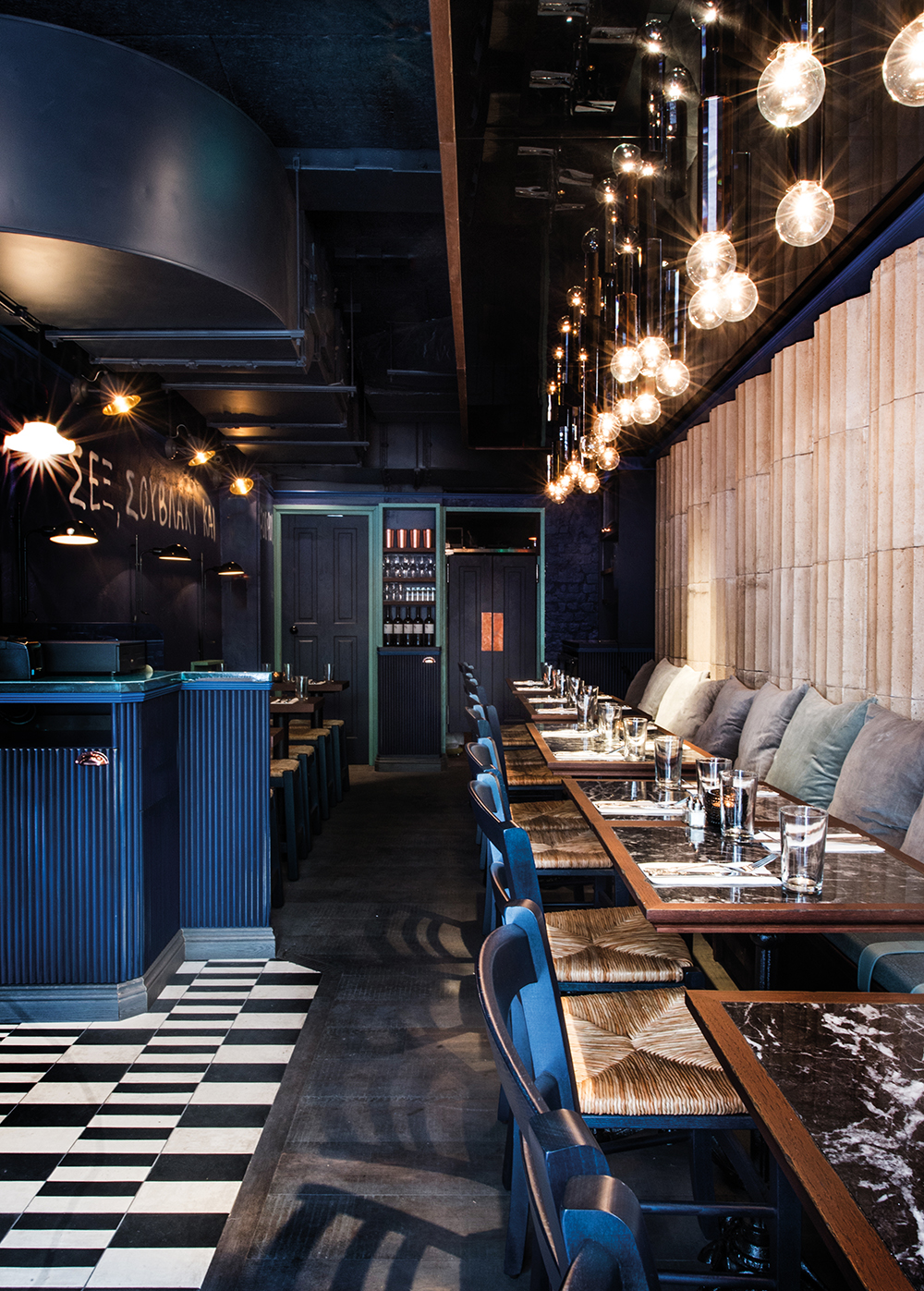 Suvlaki london hospitality interiors magazine