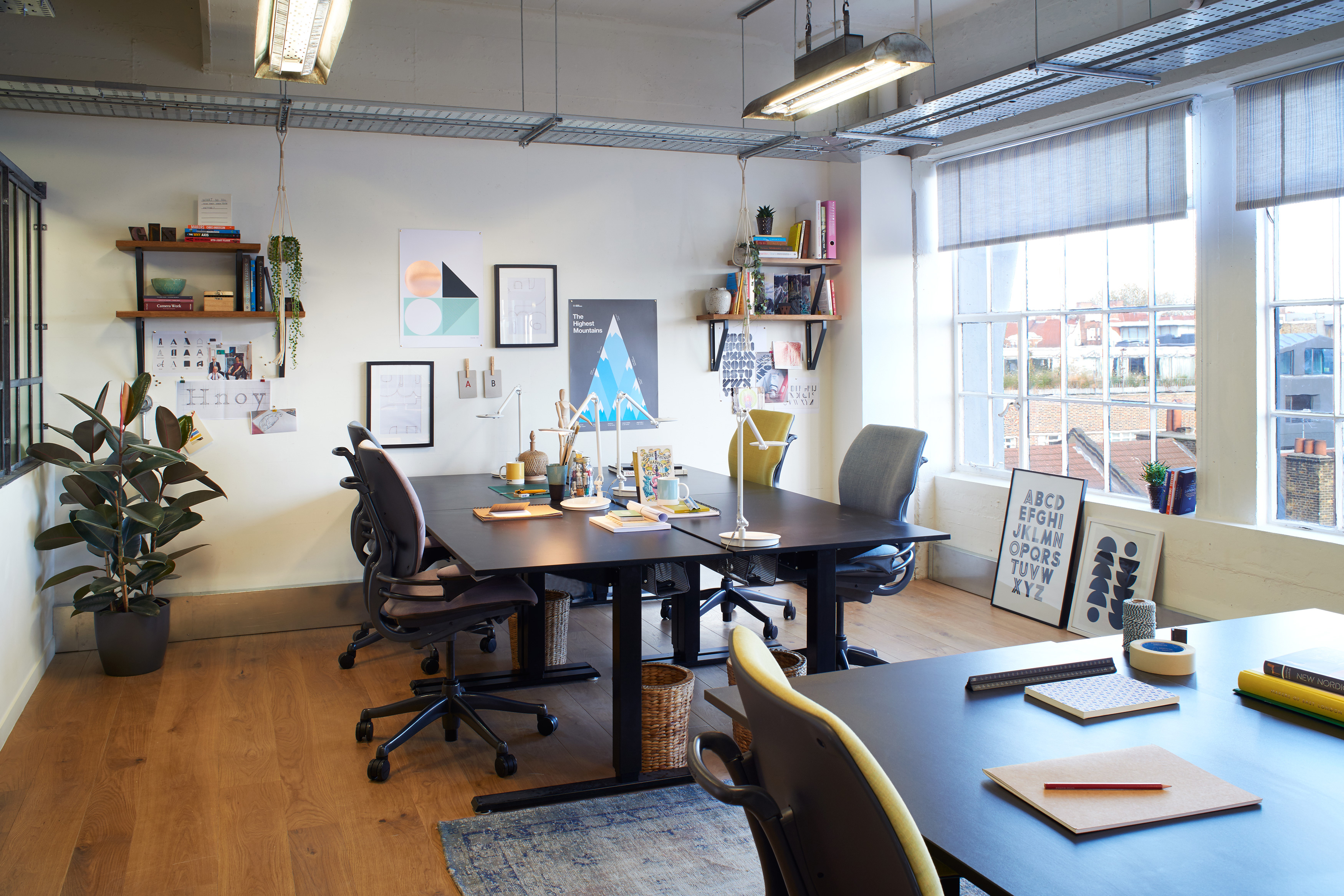 Humanscale chosen for new SOHO WORKS workspace ...