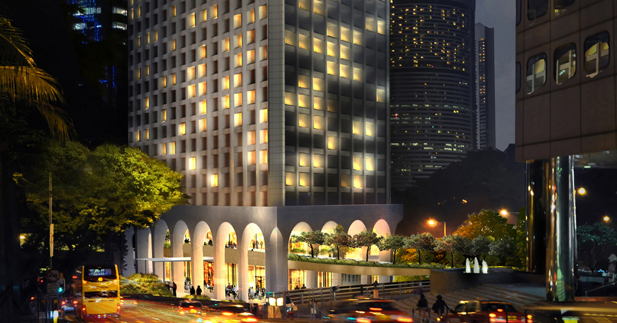 Foster Partners To Design Interior Of Niccolo Hotels