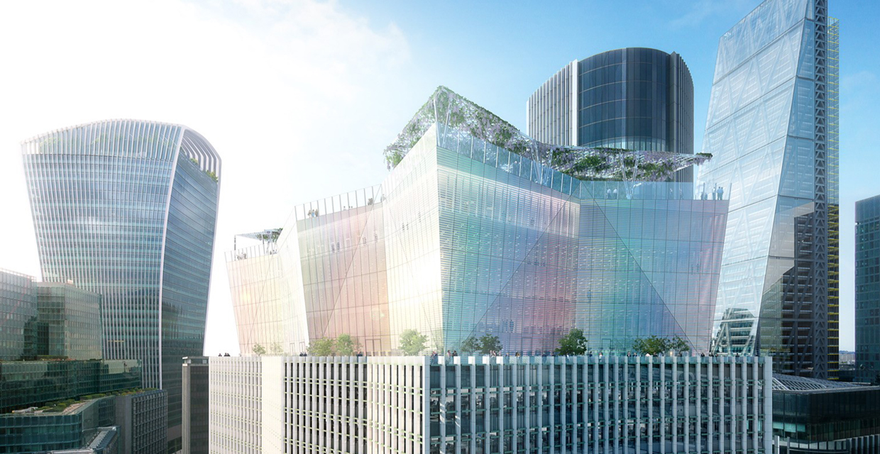 D&D to open new rooftop restaurant at 120 Fenchurch Street ...