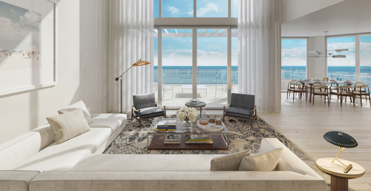 Fort partners and four seasons celebrate new concept in fort lauderdale hospitality interiors for Interior design jobs fort lauderdale