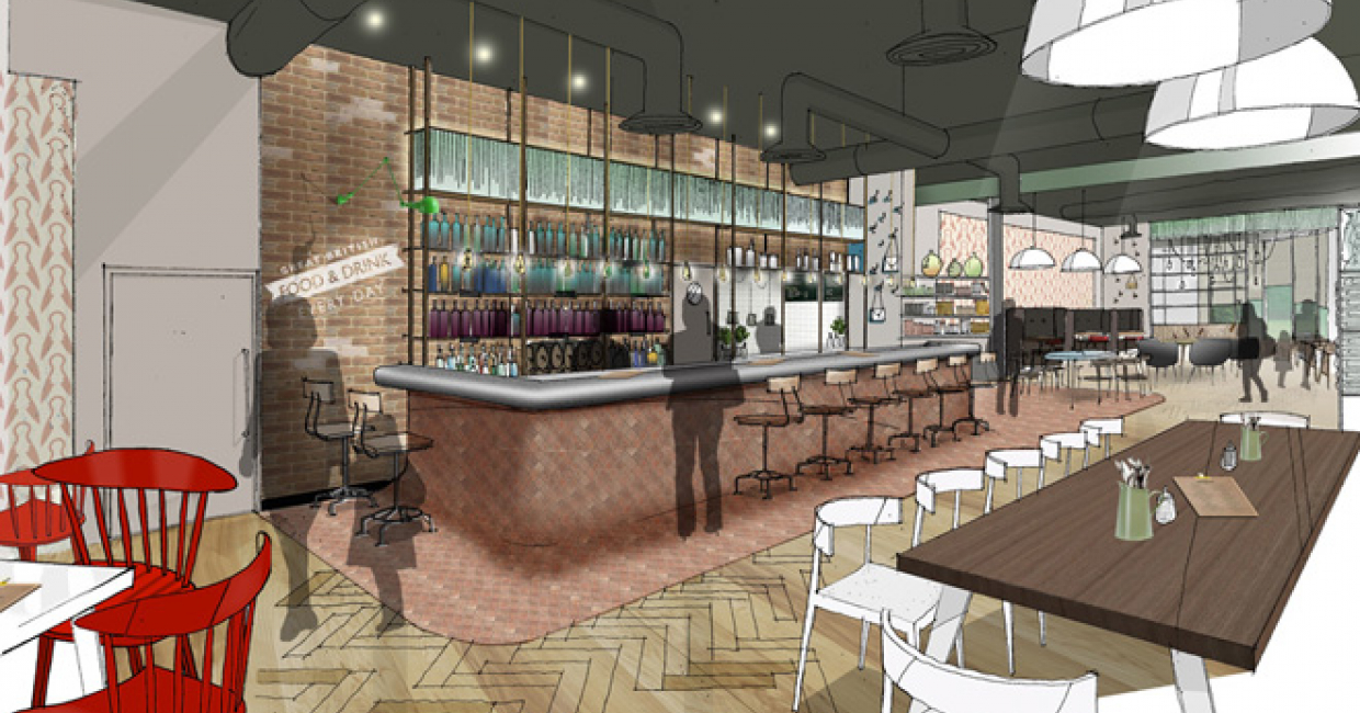Center Parcs Reveals Hospitality Plans For New Woburn Forest Village Hospitality Interiors