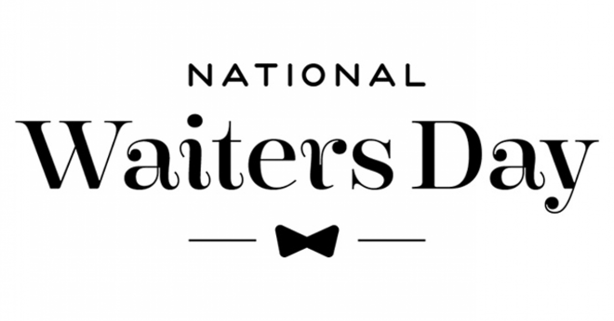 National Waiters Day celebrates front of house excellence