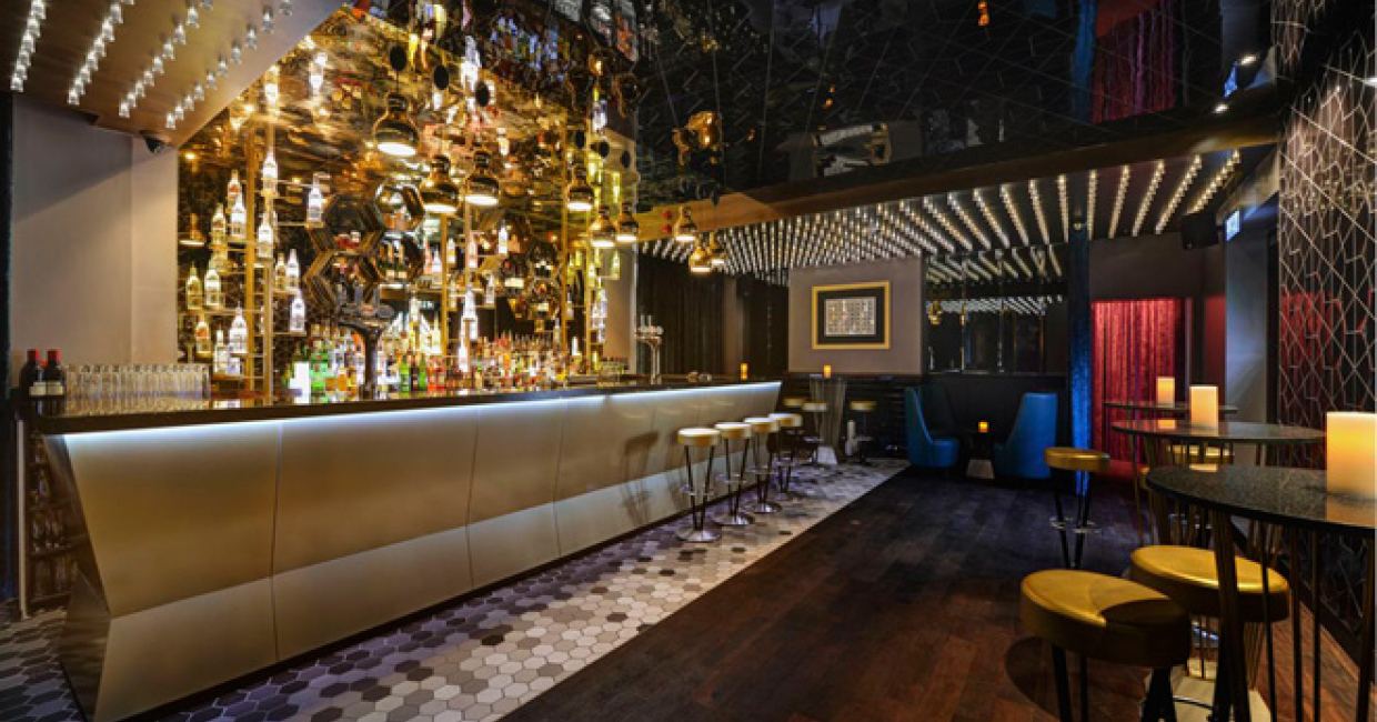 Restaurant And Bar Design Awards Shortlist : Restaurant bar design awards shortlist announced