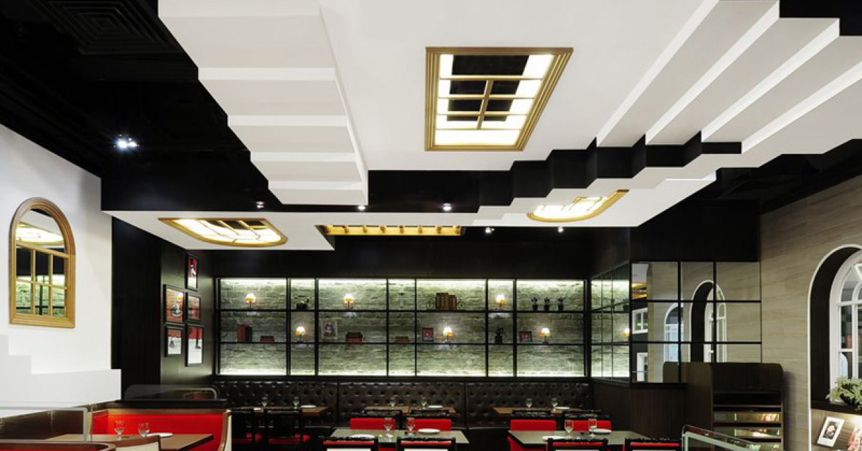 Asia (restaurant) – The Room (Hong Kong), Joey Ho Design