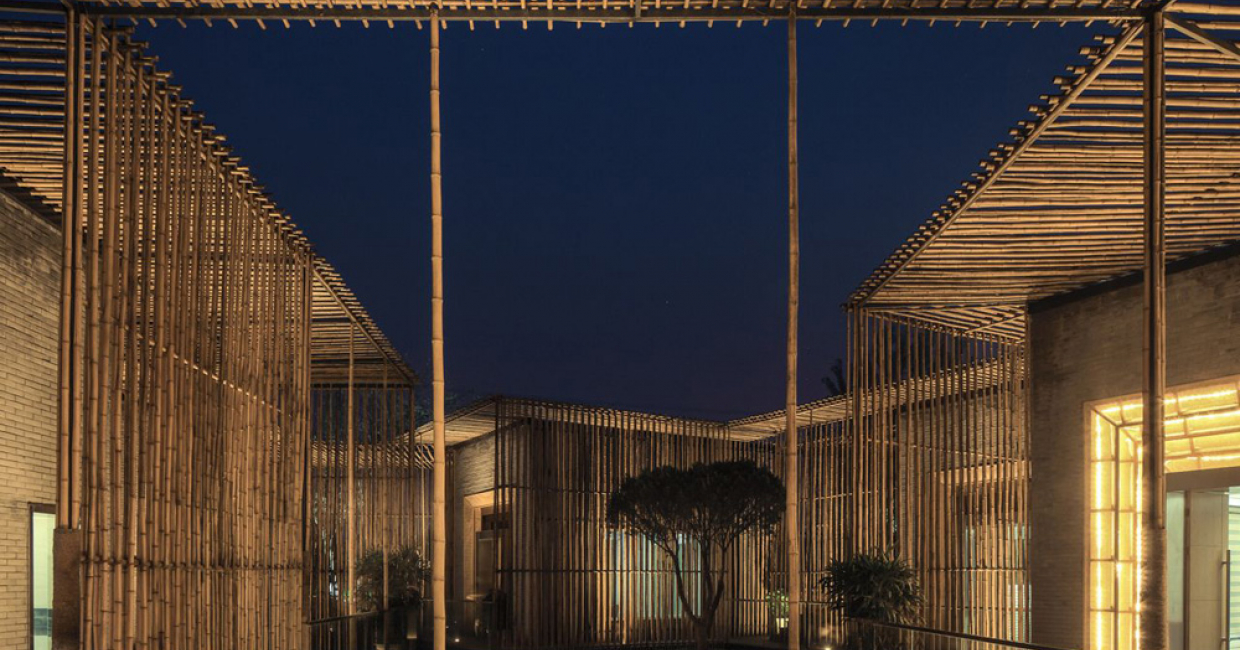 Asia (bar) – Tea House-Bamboo Courtyard (China), HWCD Associates