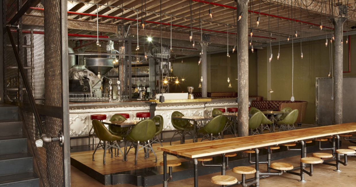 Middle East and Africa (restaurant) – Truth Coffee (South Africa), Haldane Martin
