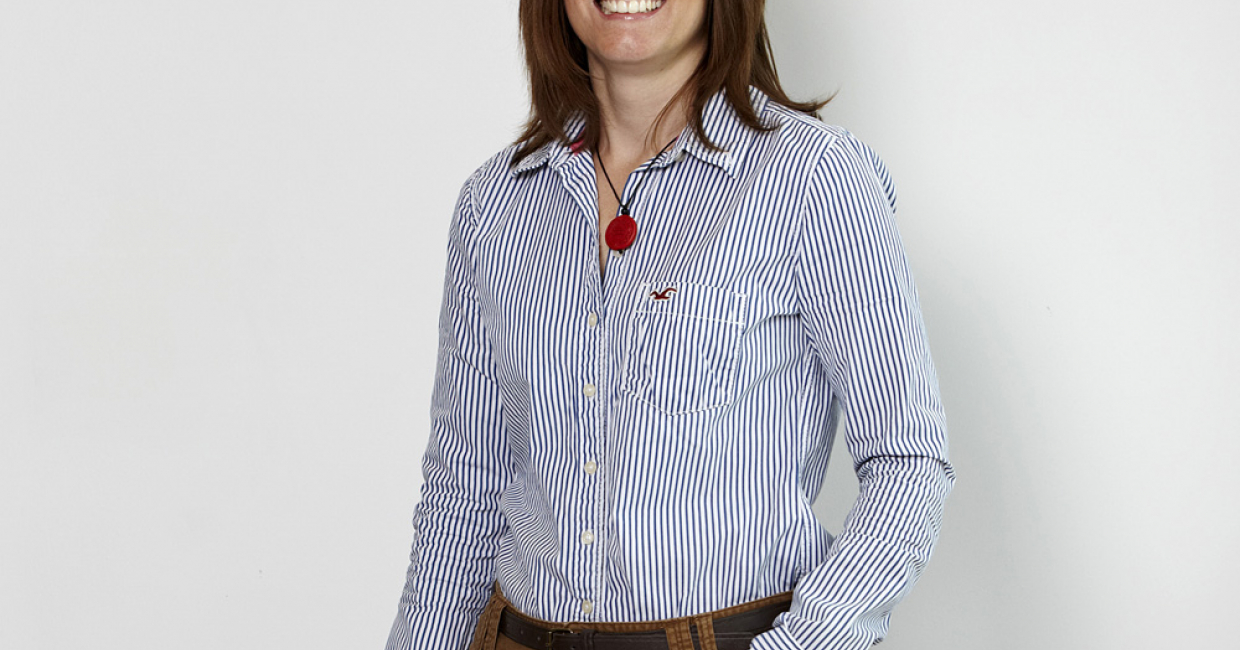 Allyson Lupton, merchandise manager for the furniture and interiors team at Office Depot