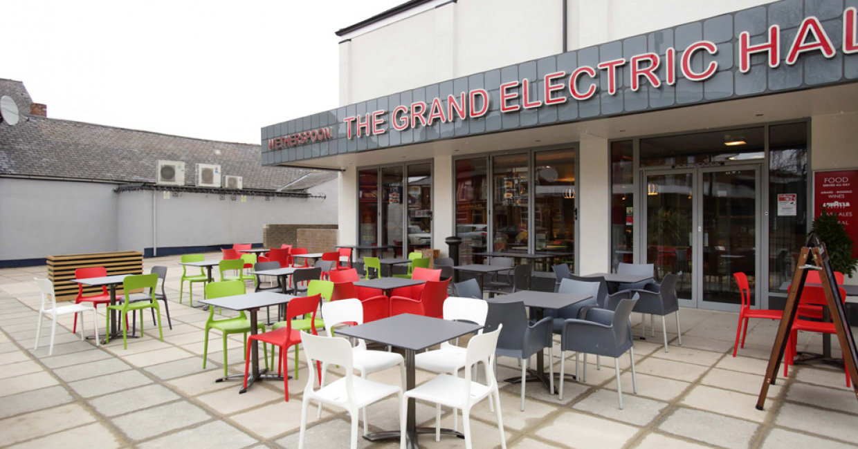 The Grand Electric Hall, Spennymoor