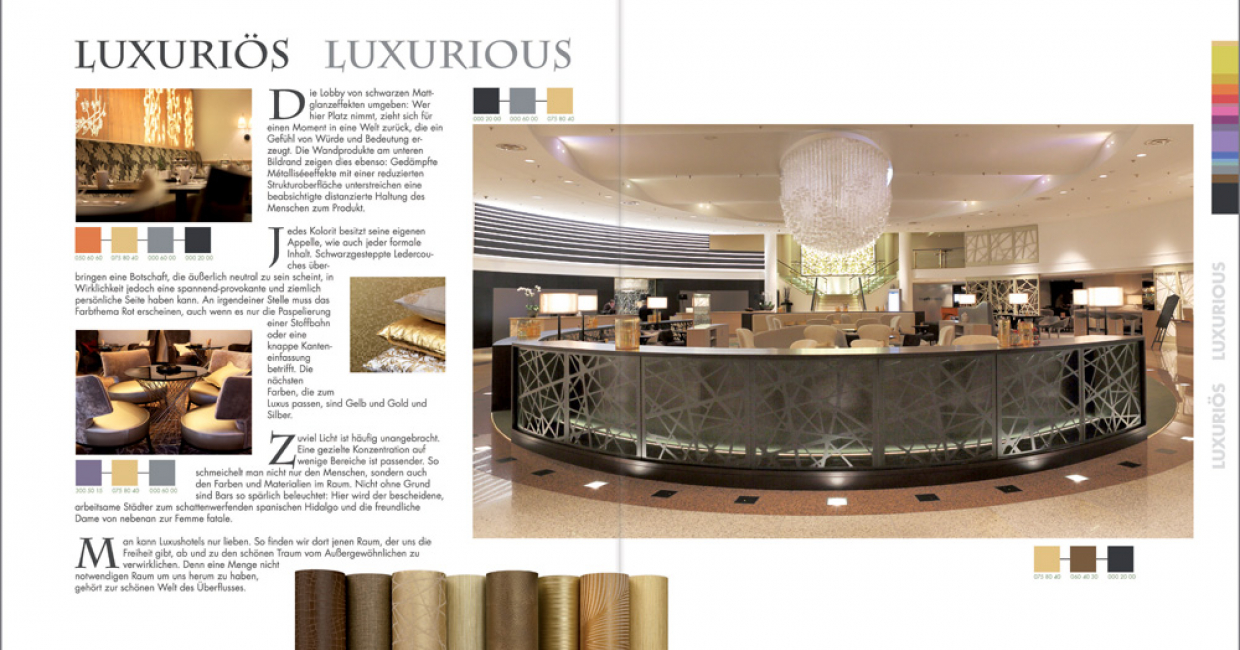 JOI-Design brings colour to hotel concepts with new book Hospitality Interiors Magazine