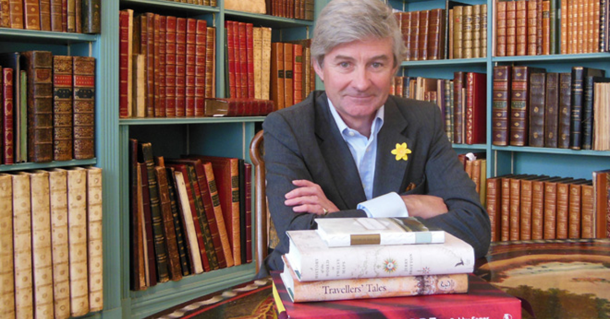 Ultimate Library was founded by book expert and travel enthusiast, Philip Blackwell
