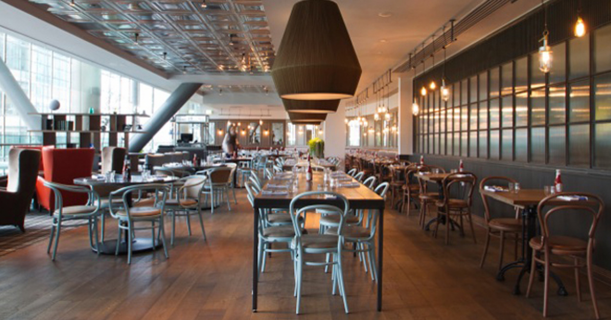 The pearson room canary wharf london hospitality for Hotel design canaries
