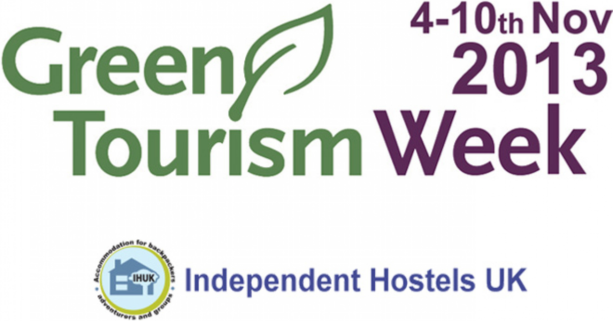 IHUK has teamed up with the GTBS in celebration of Green Tourism Week