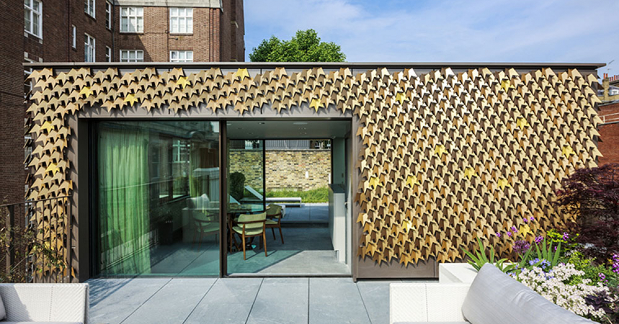 Mayfair house london by squire partners