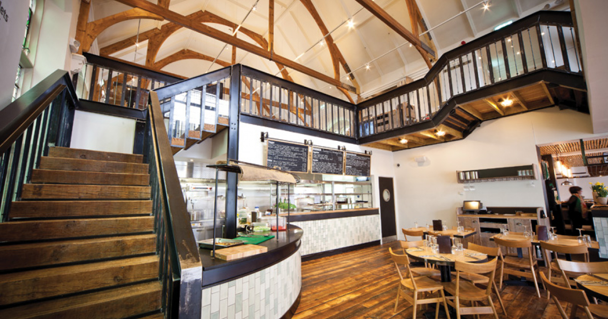 River Cottage Canteen, Bristol