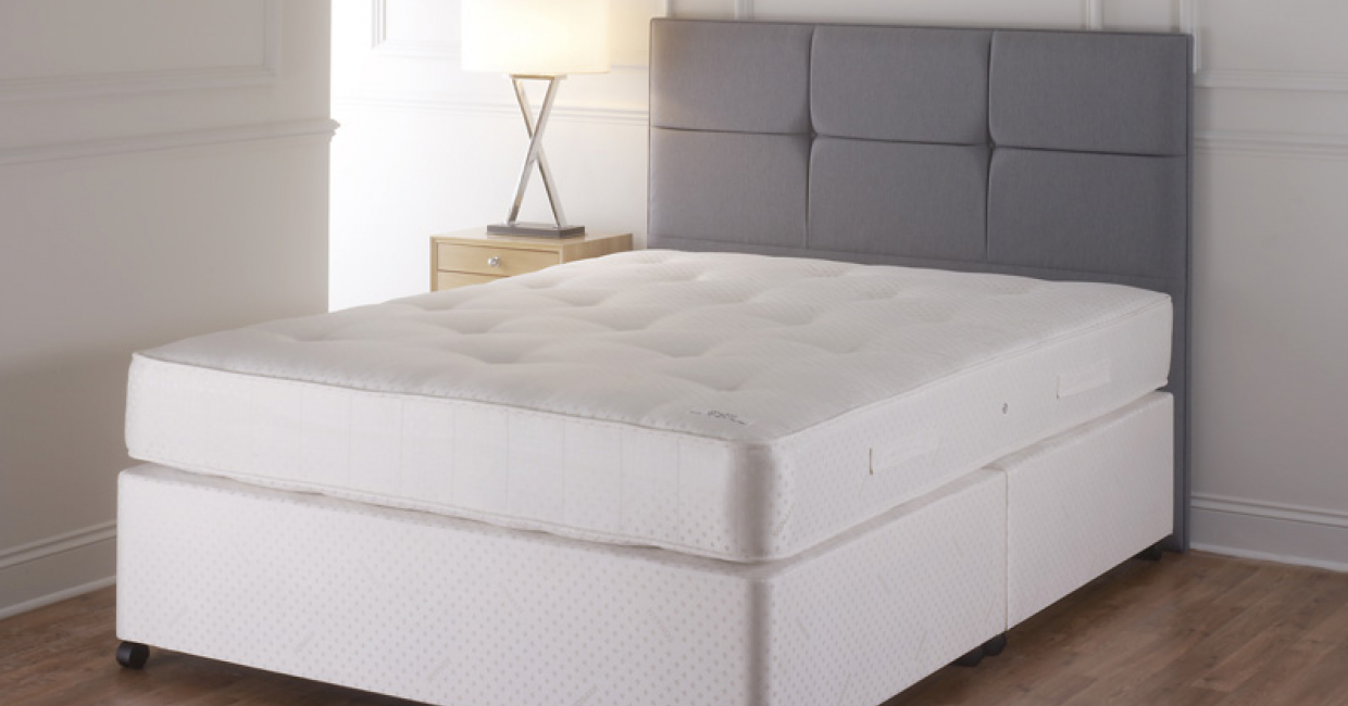 Evesham contract bed, Hypnos