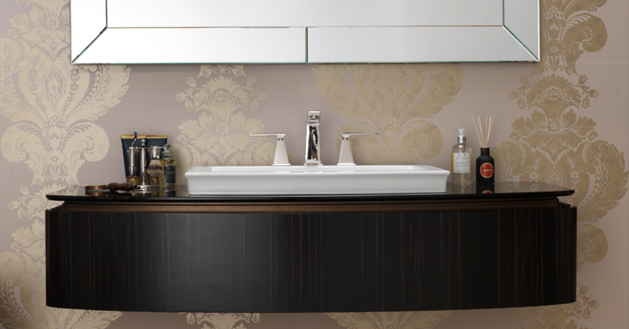 Bagno design classic elegance with a contemporary twist