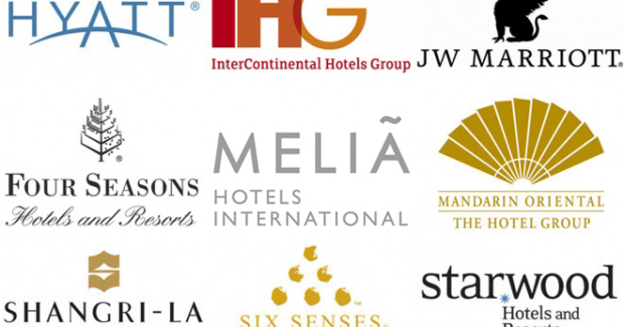 Many of the leading international hotel brands have announced new openings for 2014