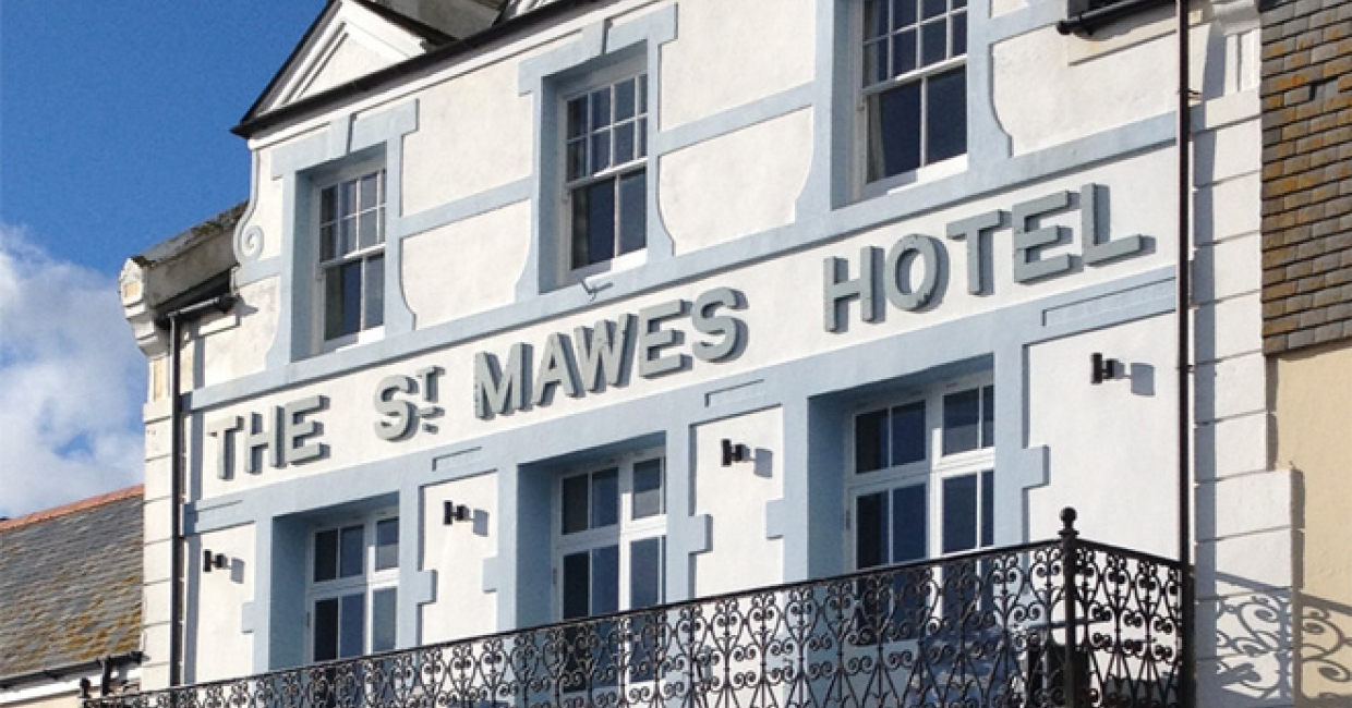 Karen and David Richards, owners of The Idle Rocks hotel, have announced the acquisition of the St Mawes Hotel, Cornwall.