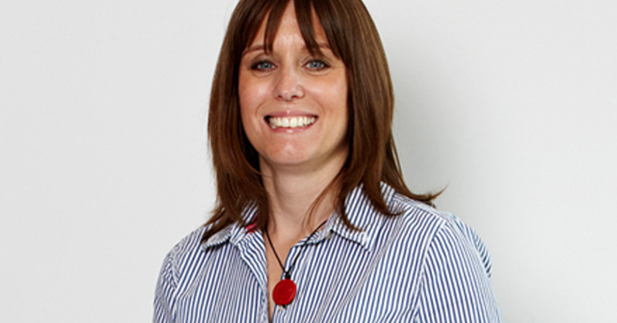 Allyson Lupton, category manager for Office Depot's furniture and interiors team
