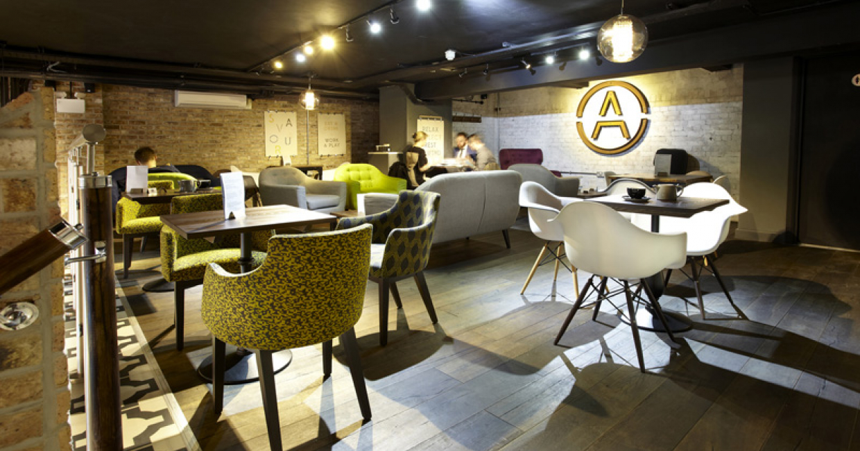 Artigiano Espresso and Wine Bar, New Oxford Street, London