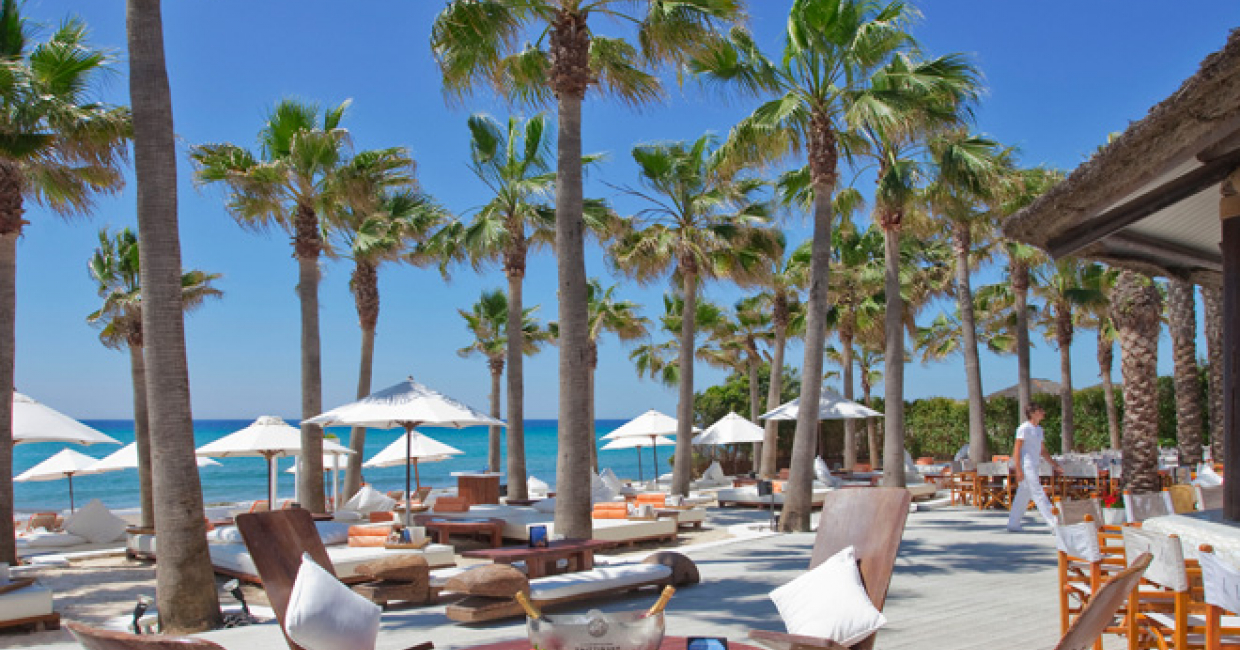 Is set to unveil its newly renovated nikki beach marbella spain