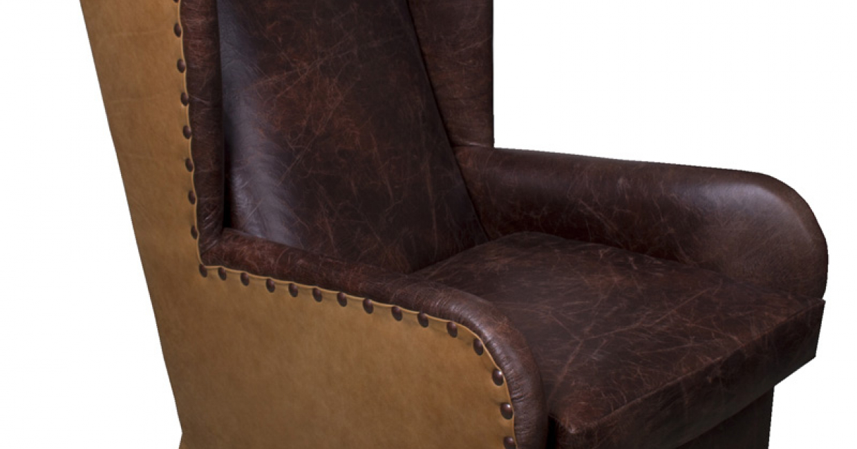 Harper armchair, Warings Furniture
