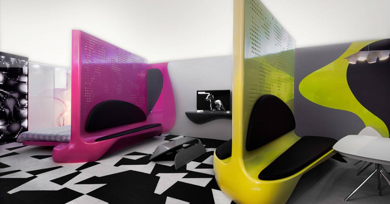 Hi-Macs products a great success at Milan Design Week