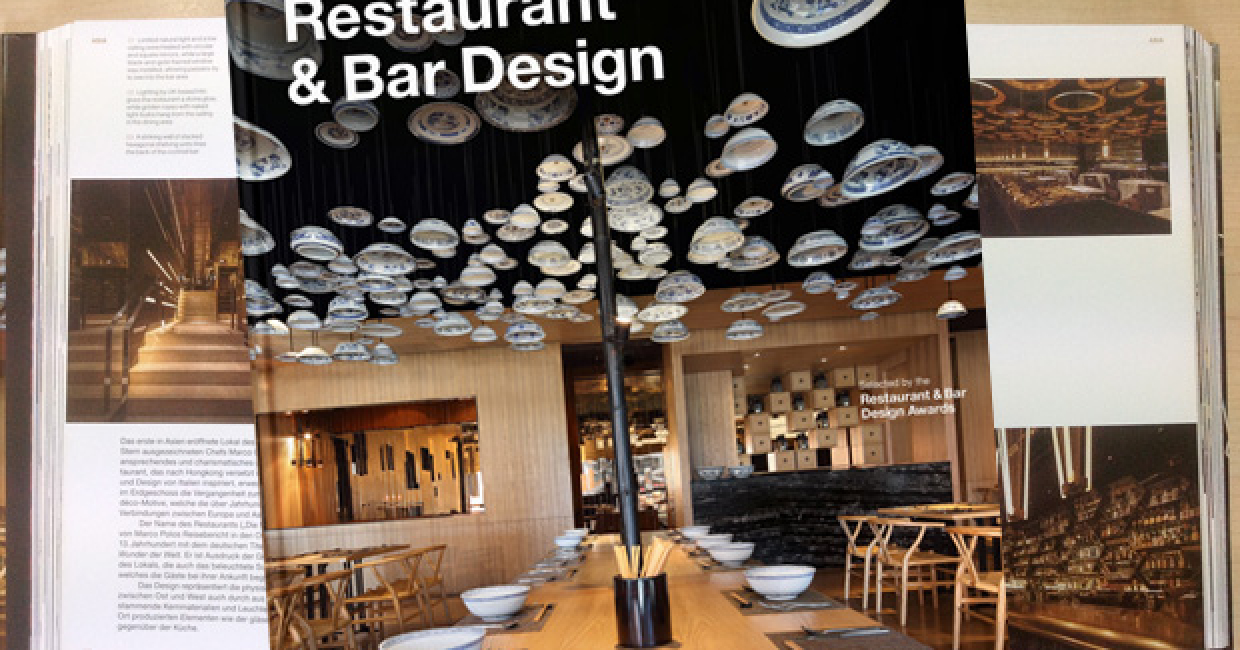 Restaurant Design Articles : New taschen book highlights the art of hospitality design