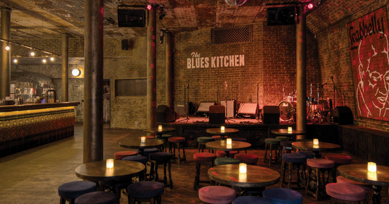 The Blues Kitchen London Camden