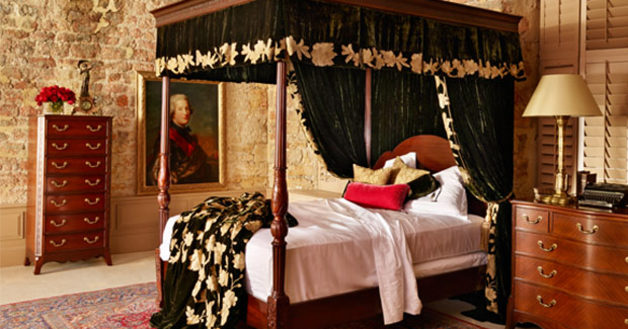 Opulent bedrooms from and so to bed hospitality for Opulent bedrooms
