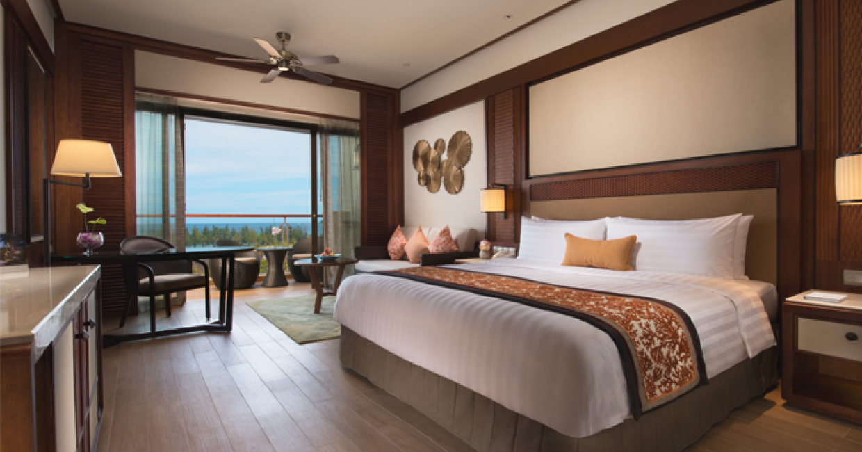Shangri-La Hotels and Resorts opens first resort in China