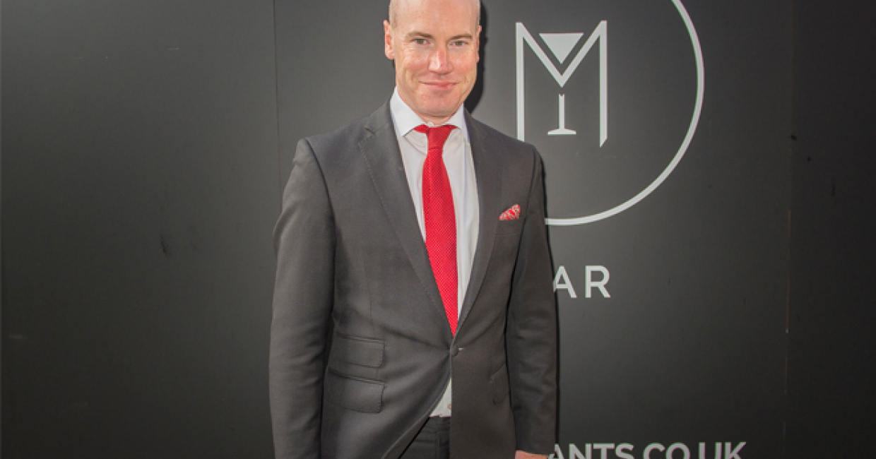 M will be the first solo project from steak expert Martin Williams, who left his role as MD of Gaucho Restaurants earlier this year after almost a decade with the company