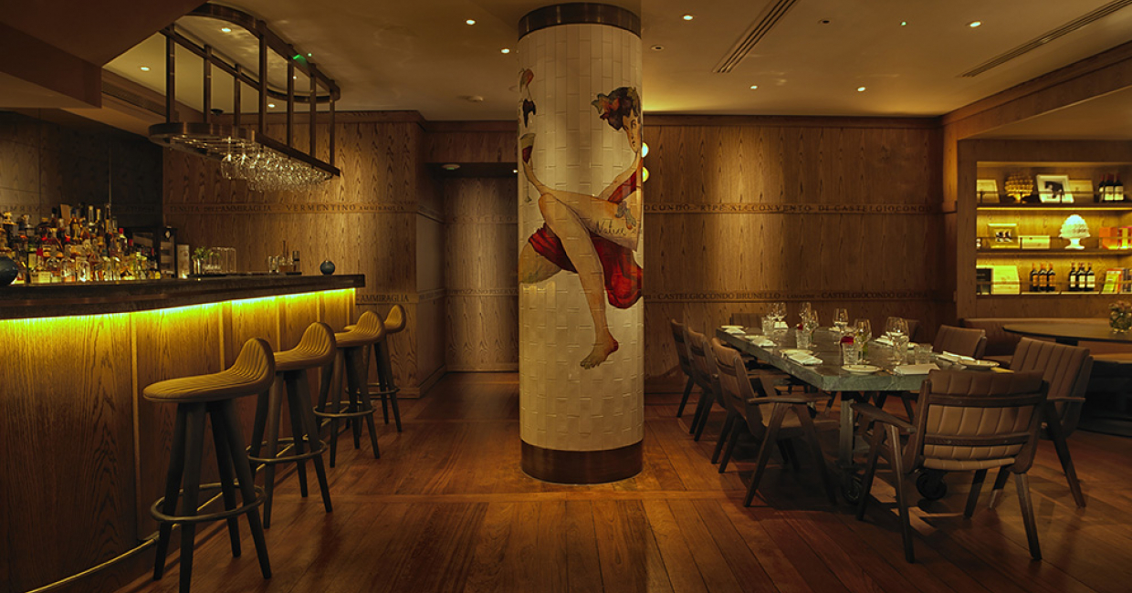 Frescobaldi family to open first standalone restaurant in Mayfair