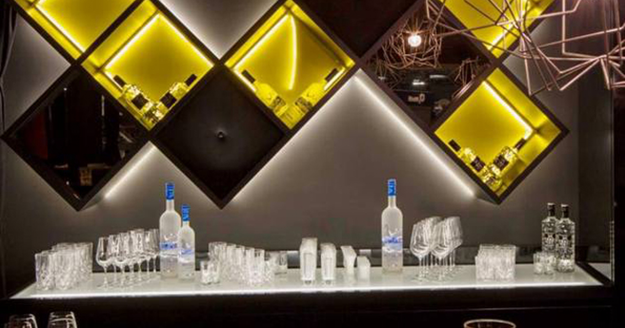 JOI-Design completes VIP lounge at O2 World Berlin