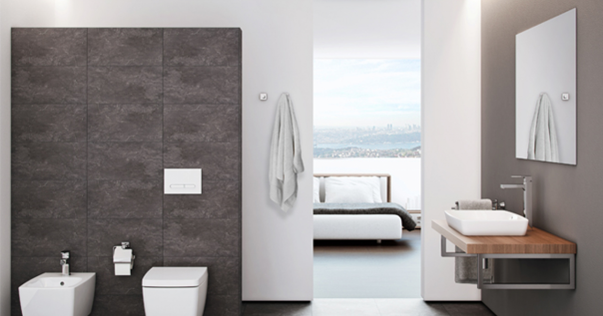 7 Bathroom Design Trends Set To Explode In 2015: Hospitality Interiors Magazine