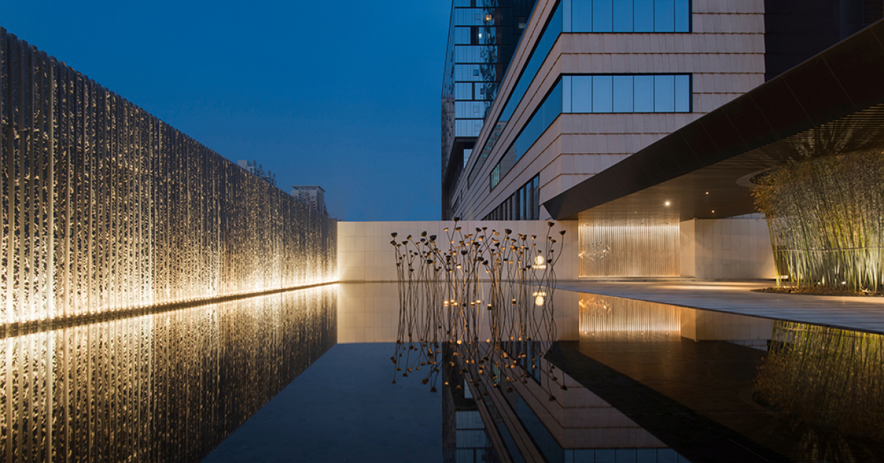 The Asia Hotel Design of the Year: The PuYu Wuhan by Layan Design Group