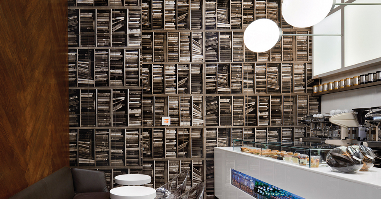 Unchecked One of the leading names in the custom tile industry, Imagine Tile, has produced commercially-rated ceramic tiles for use in the hospitality, retail and residential markets for over a decade.