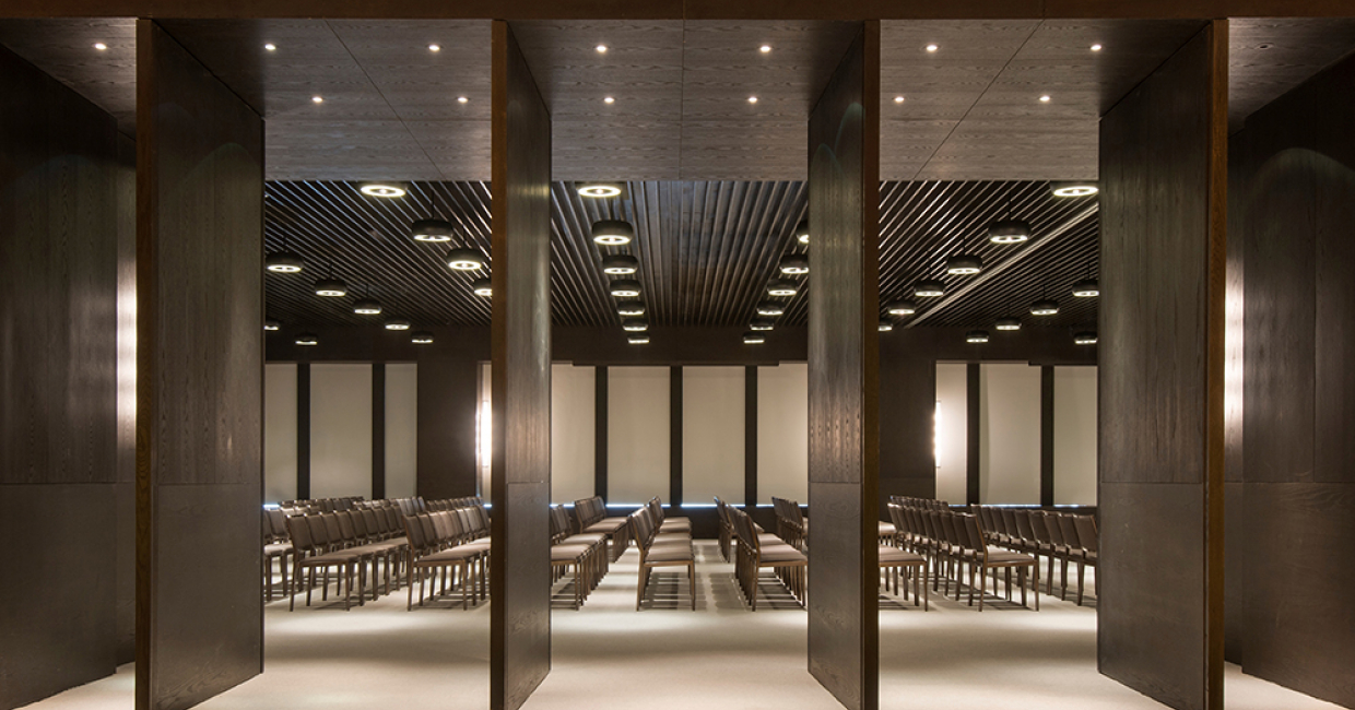 Interior Design - Event Space (Conference, Banqueting & Meetings): The PuYu Wuhan by Layan Design Group