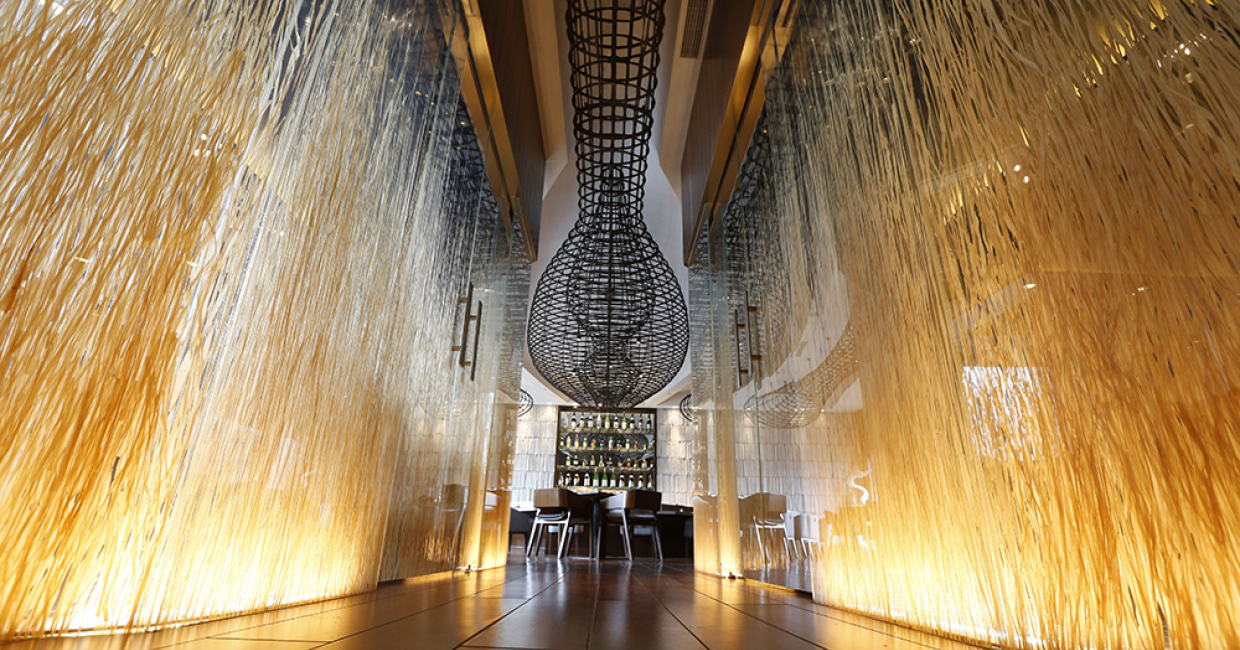 Interior Design - Restaurant: Shinsen at Shangri-La Shenyang by Stickman Tribe