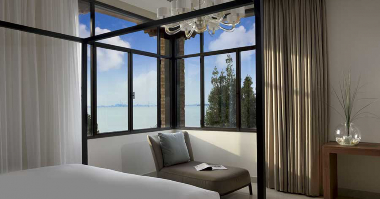 JW Marriott Venice Resort & Spa has soft opened ahead of its grand opening celebration on 24th June 2015