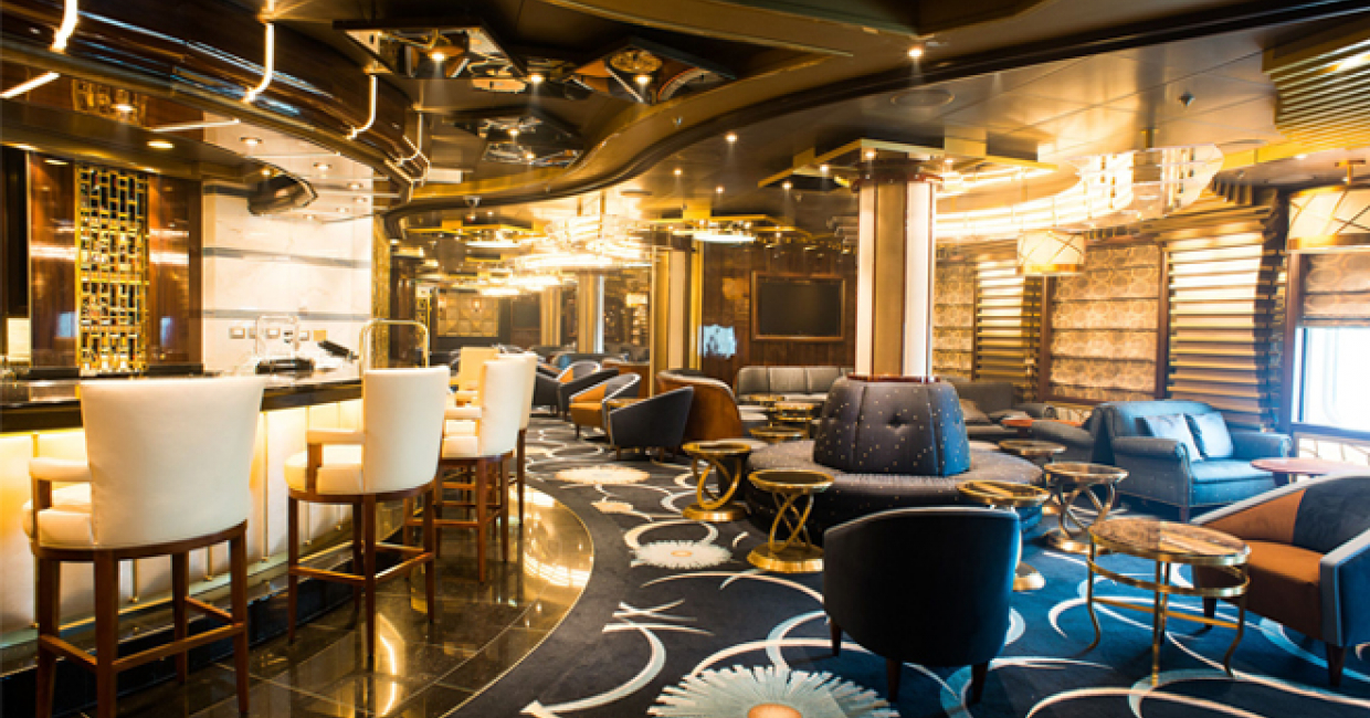 Brintons' products have been used for The Royal Princess Cruise Ship